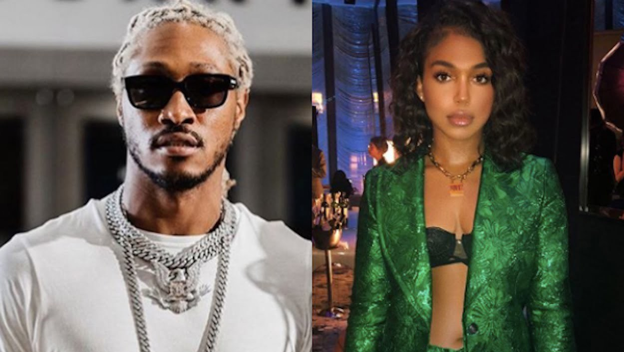 Future and 'girlfriend' Lori Harvey spark Twitter memes with intimate kissing video
