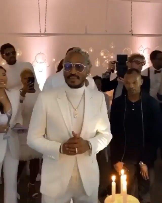 DJ Khaled Captures Diddy + Future Living Their Best Lives On Jet Skis
