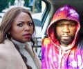 Naturi Naughton Says 50 Cent No Longer My Family, Mortal Kombat Hairline Joke Last Straw