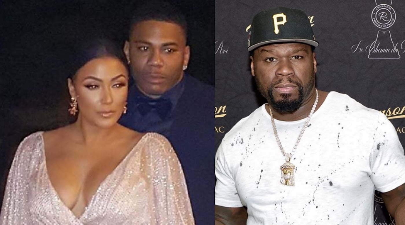 50 Cent Drags Nelly And Shantel Jackson In Beef With Floyd Mayweather - Urban Islandz
