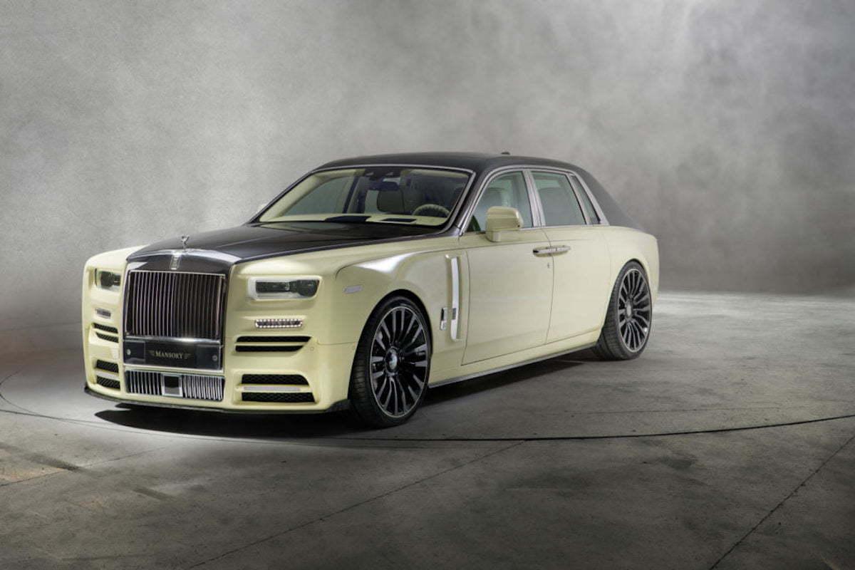 Rolls Royce Bushukan