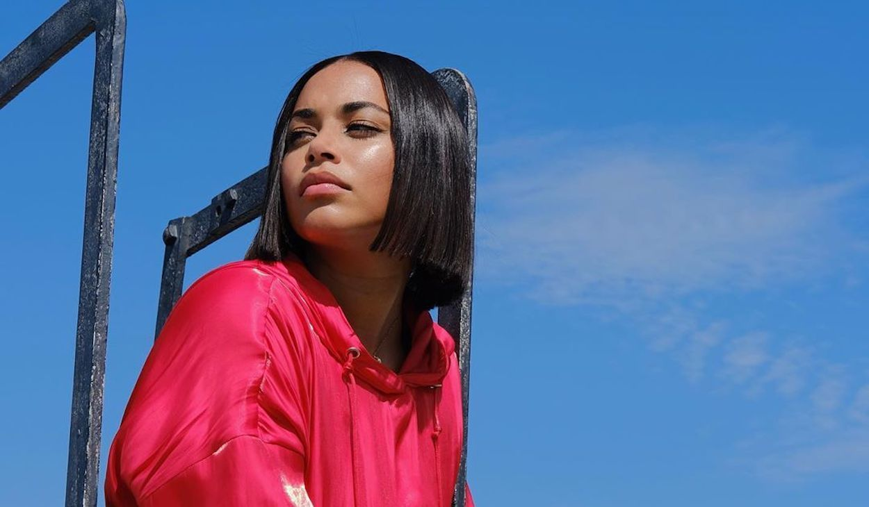Lauren London Debuts New Hair + Puma 'Forever Stronger' Campaign