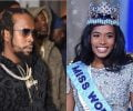 Popcaan Pays Homage To Miss World Toni-Ann Singh, A St. Thomas Native