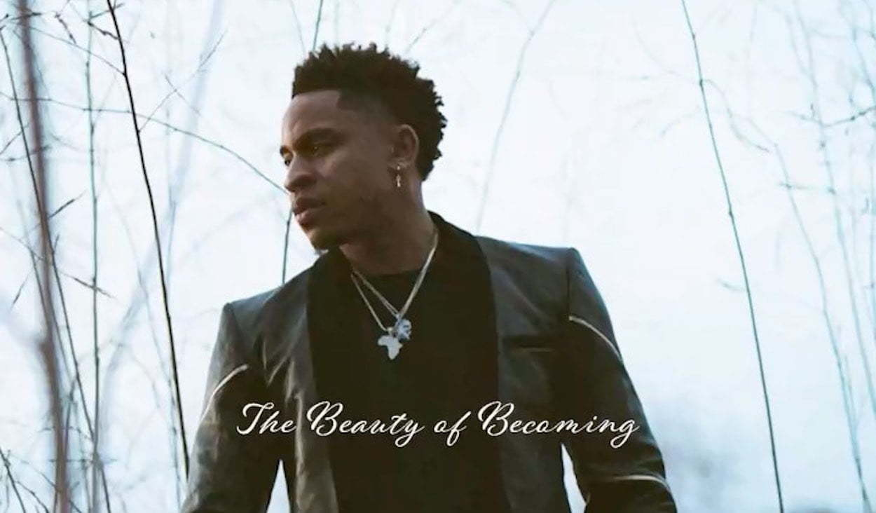 Image result for rotimi the beauty of becoming