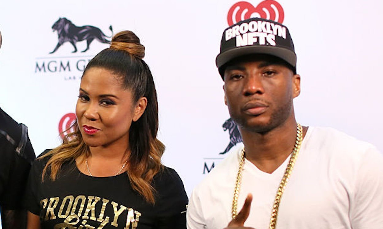 Angela Yee Over Gucci Mane Interview ...