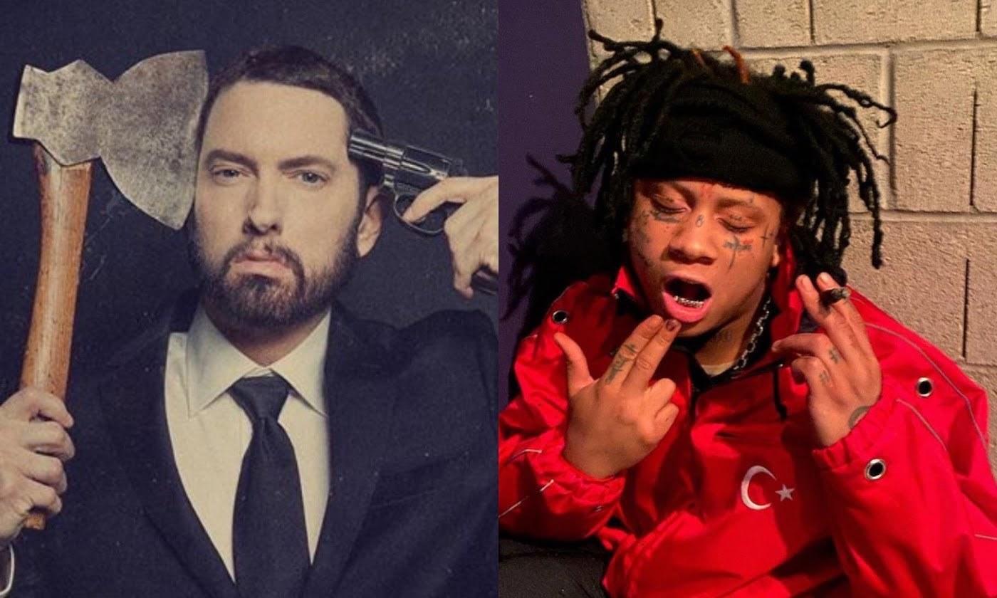 Trippie Redd Claps Back At Eminem For Suggesting He's A Drug Addict - Urban Islandz