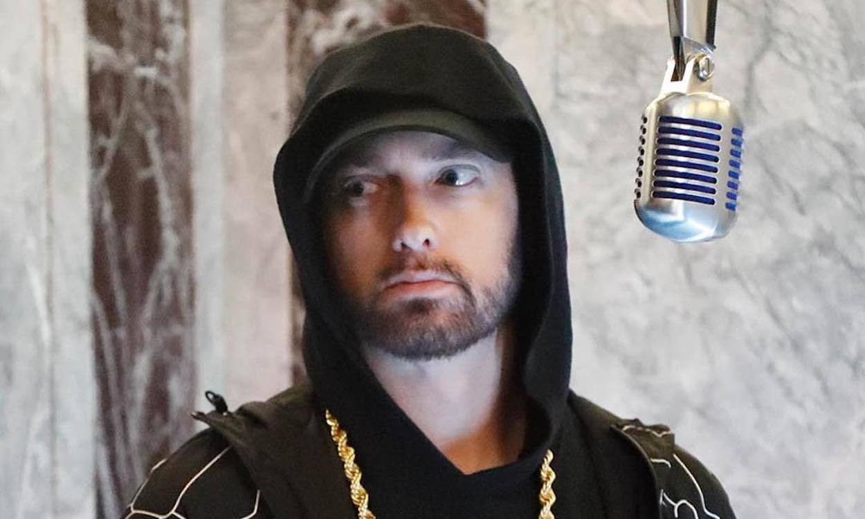 Elaborate plan to keep Eminem's Oscars performance under wraps