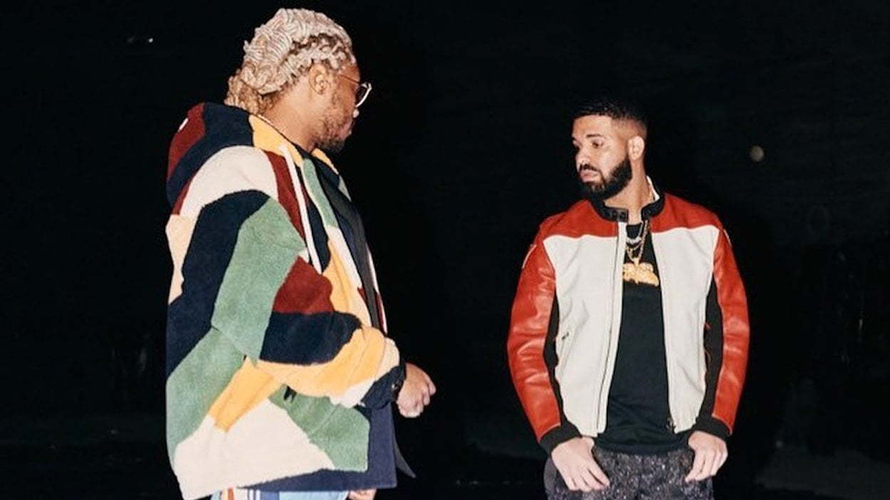 Watch Drake and Future's Video for New Song