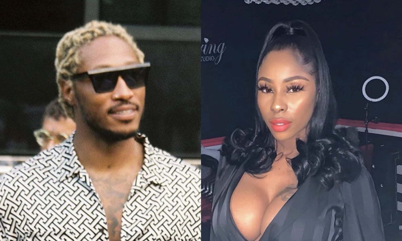 Future Claims Alleged Baby Mama Is Obsessed & Has Mental Health Issues