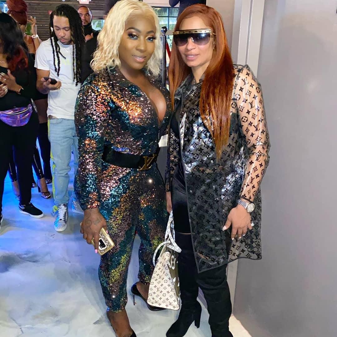 Love & Hip Hop: Spice Opens Caribbean Restaurant In Atlanta - Urban Islandz