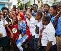 Nicki Minaj Donates $25K To St. Jude's Home For Girls In Trinidad & Tobago