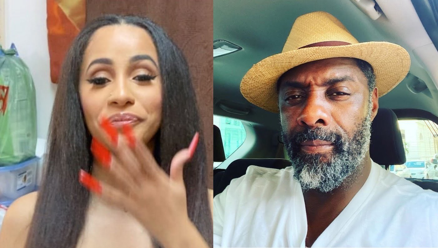 Cardi B's allegation about celebrities and coronavirus is stupid - Idris Elba