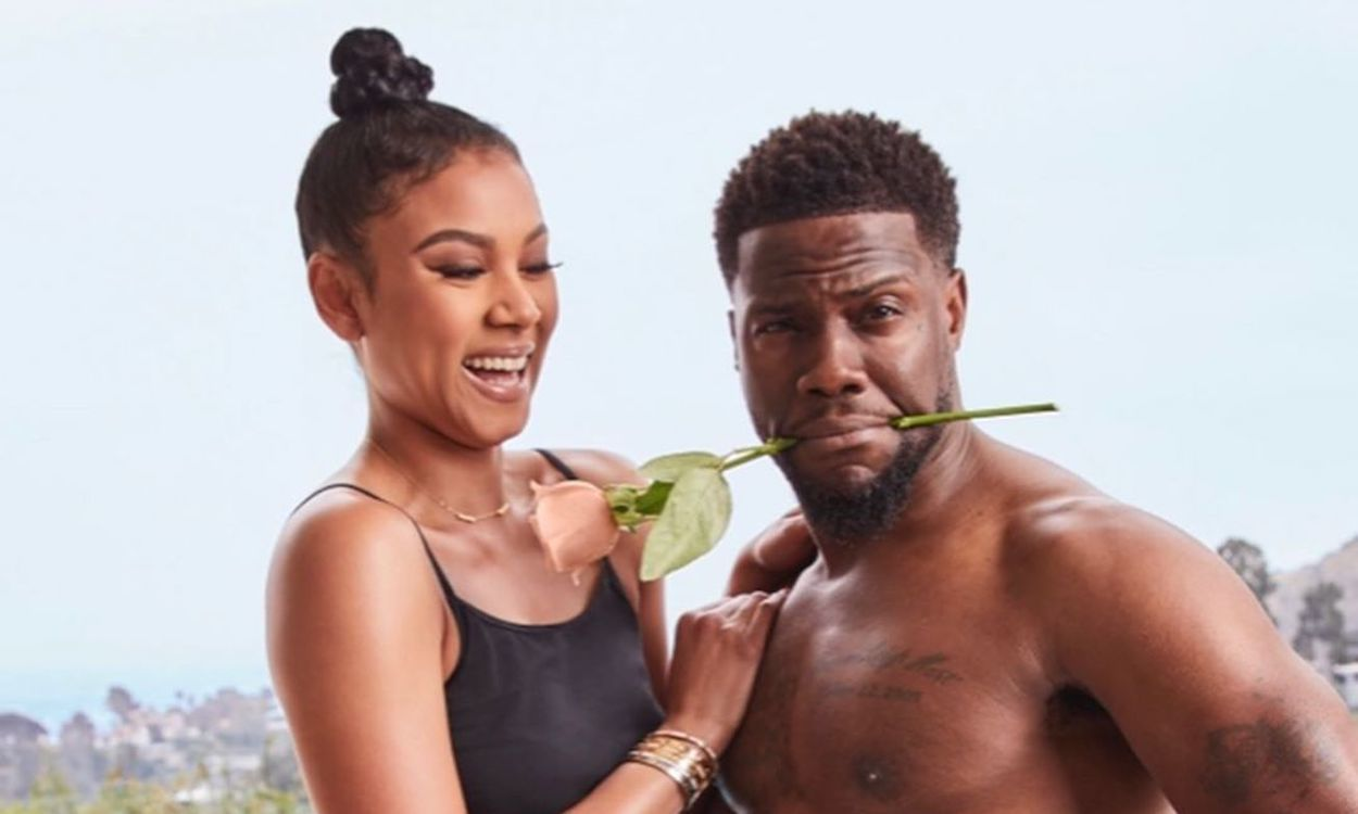 Kevin Hart reveals his wife is pregnant with sweet Instagram post