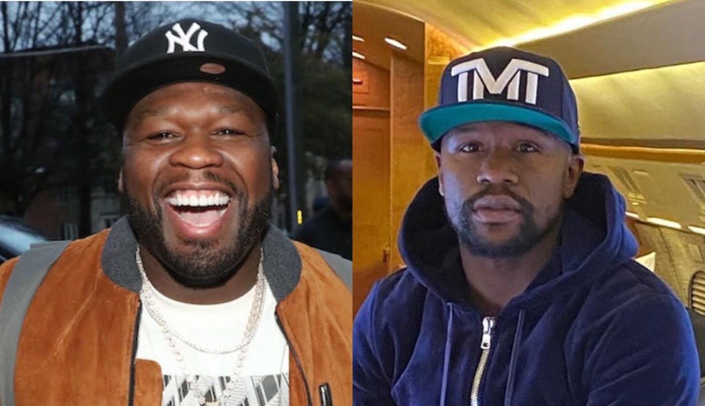 50 Cent Shares Viral Video Of Floyd Mayweather Struggling To Say �Epidemic� - Urban Islandz