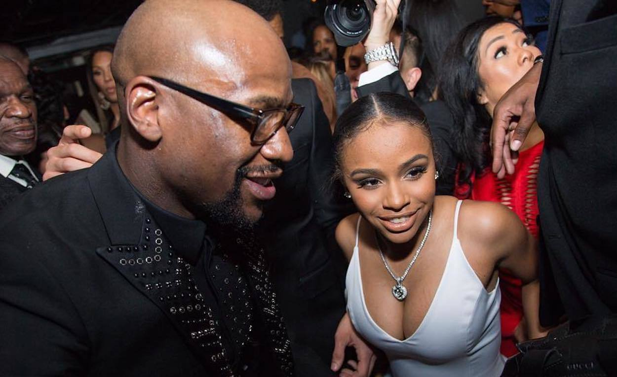 Floyd Mayweathers Daughter Iyanna Faces Life In Prison Hires J