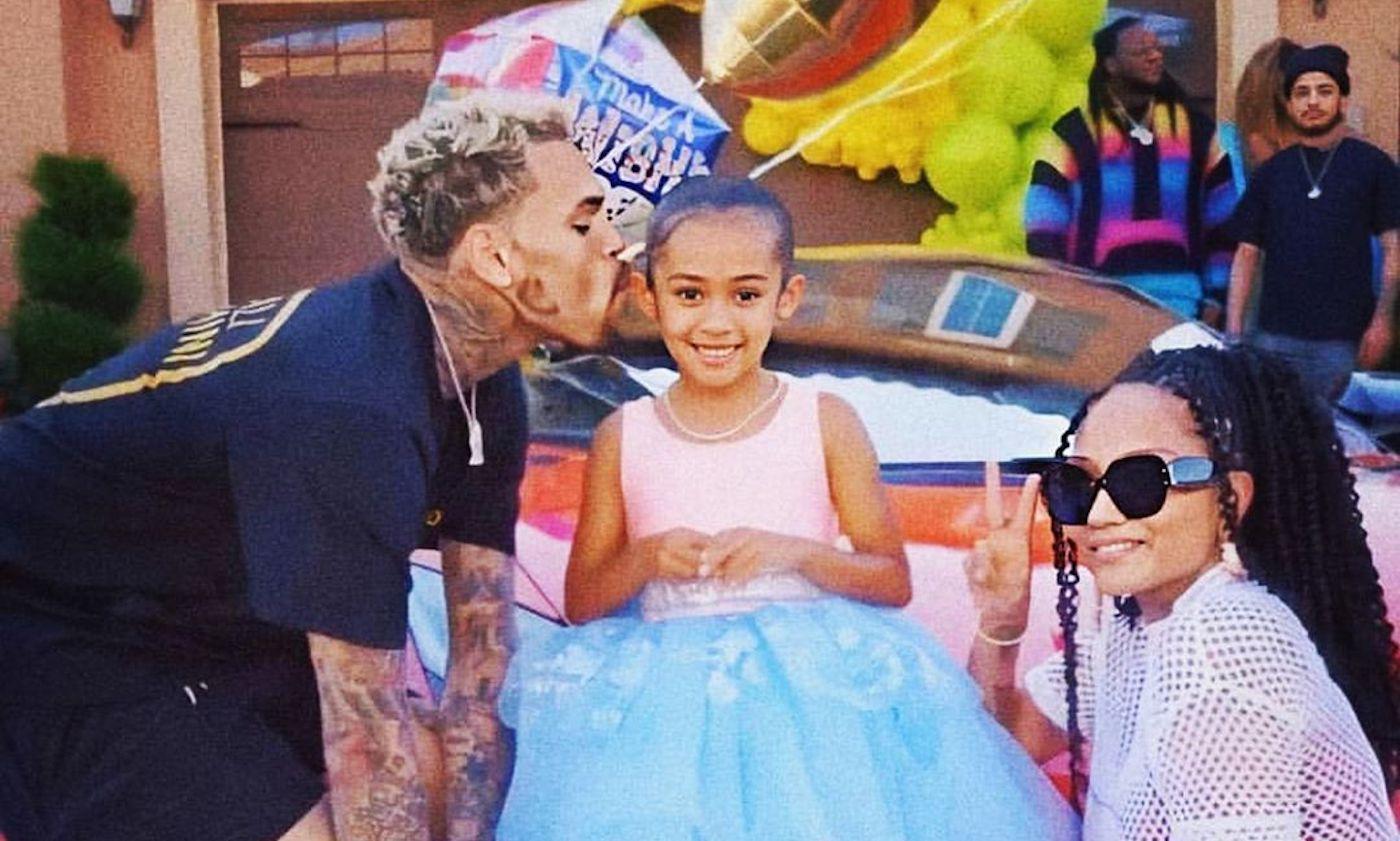 Chris Brown & Royalty Turn Up On The Gram As She Celebrates Huge Milestone - Urban Islandz
