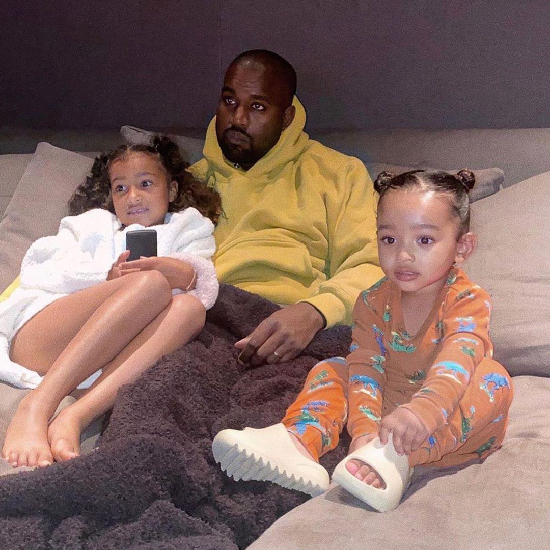 Kim Kardashian shares throwback family photo amid rift reports with Kanye West