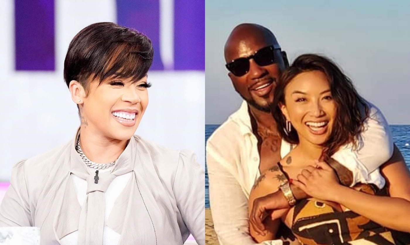 Keyshia Cole Weighs In On Her Ex Jeezy Getting Engaged To ...