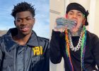 Tekashi 6ix9ine Insists Lil Nas X Lying About DMs, Akademiks Backs Him Up