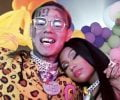 Nicki Minaj Visit Tekashi 6ix9ine At Secret House To Shoot Video