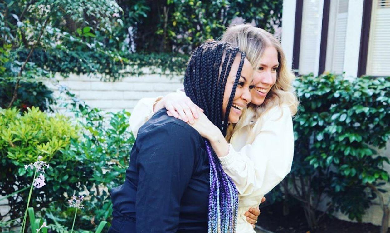 Raven-Symoné Marries Miranda Maday in Surprise Ceremony