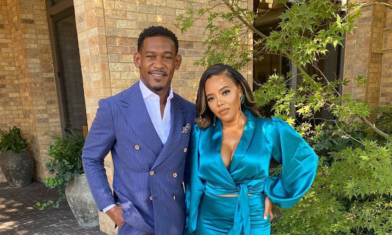 Growing Up Hip Hop's Angela Simmons Confirms Relationship With Boxer Daniel Jacobs - Urban Islandz