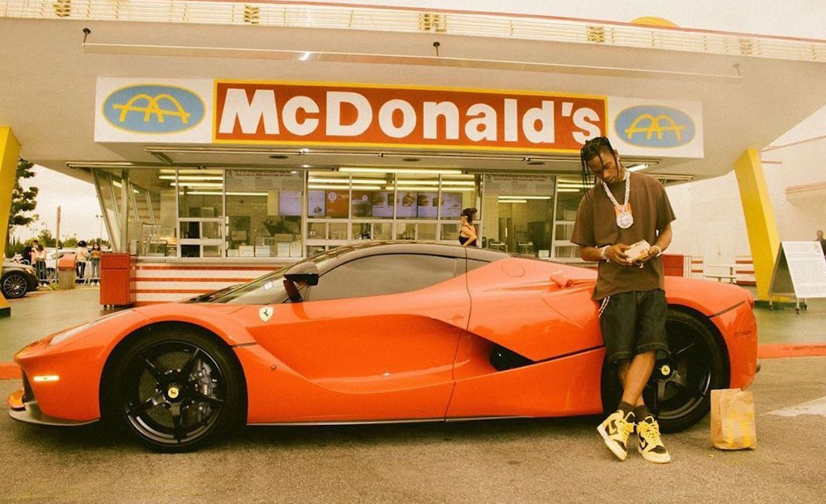 There's only one way to get McDonald's Travis Scott meal amid shortage