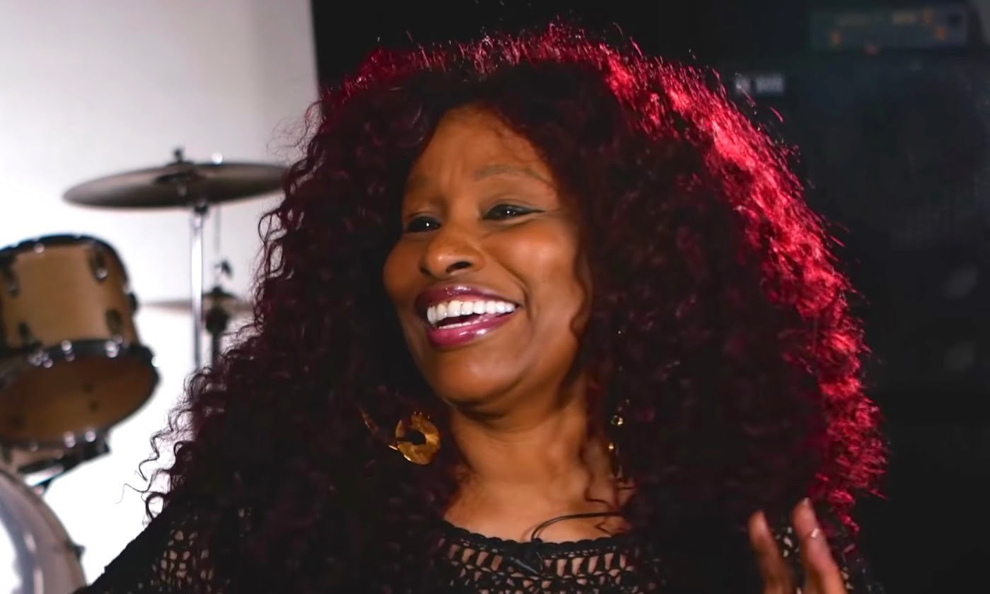 Chaka Khan's Not So Nice Response About Working With Ariana Grande