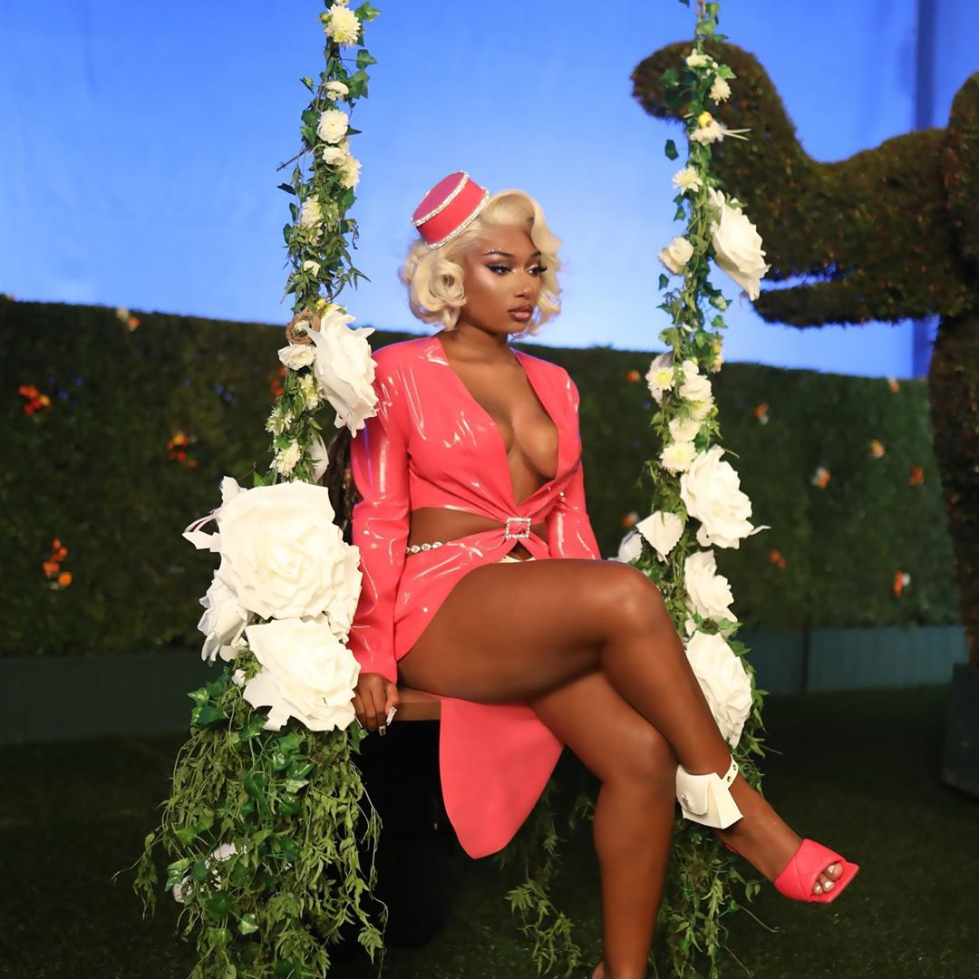 Megan Thee Stallion Gets Icy In Twerk-Filled Dont Stop Feat Young Thug  - Urban Islandz