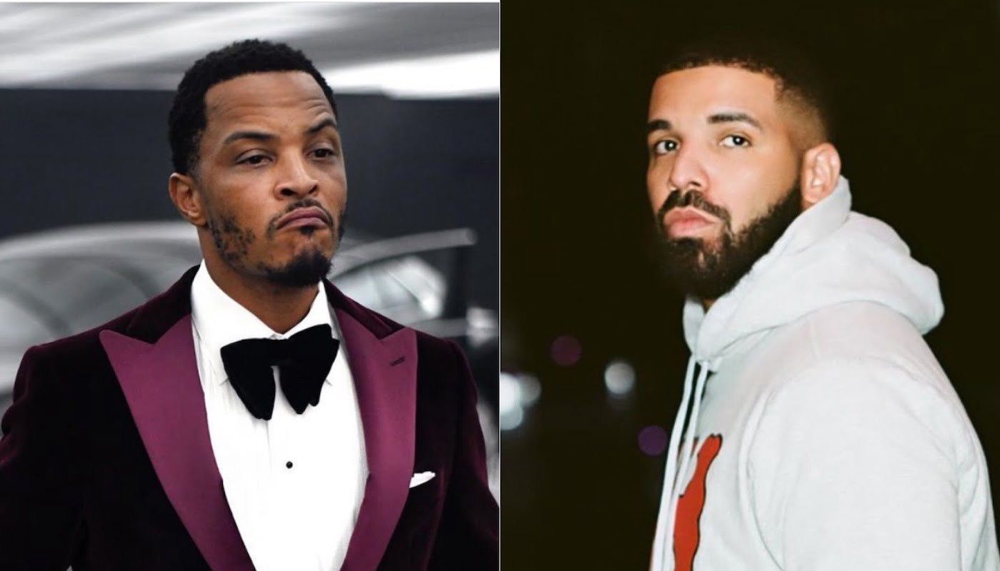Did Drake Unfollow TI For Rapping About The Urinating Incident?