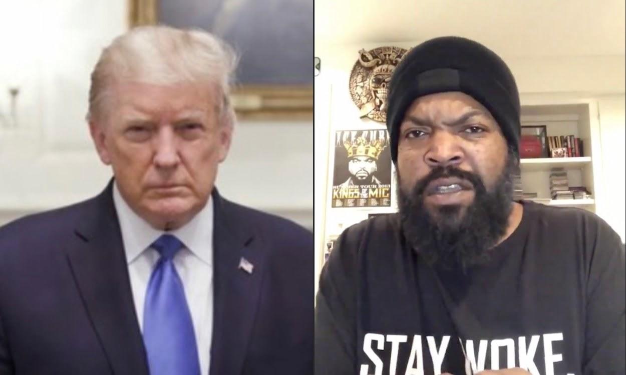 Ice Cube Clarifies That He Has Not Endorsed Trump Or Biden