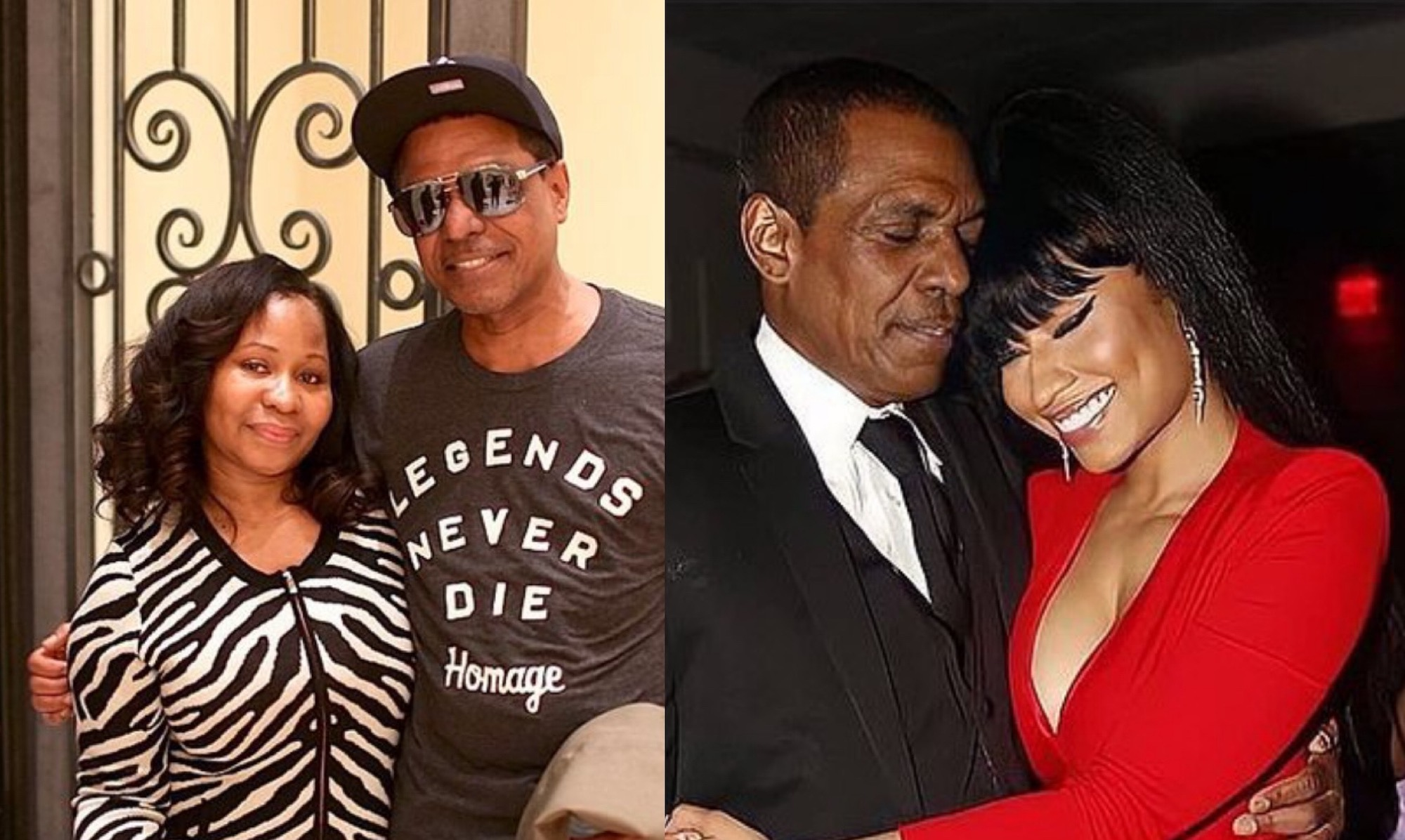 Nicki Minaj's Mom Carol Maraj Files $150M Lawsuit Over Father's Hit-And-Run  Death - Urban Islandz