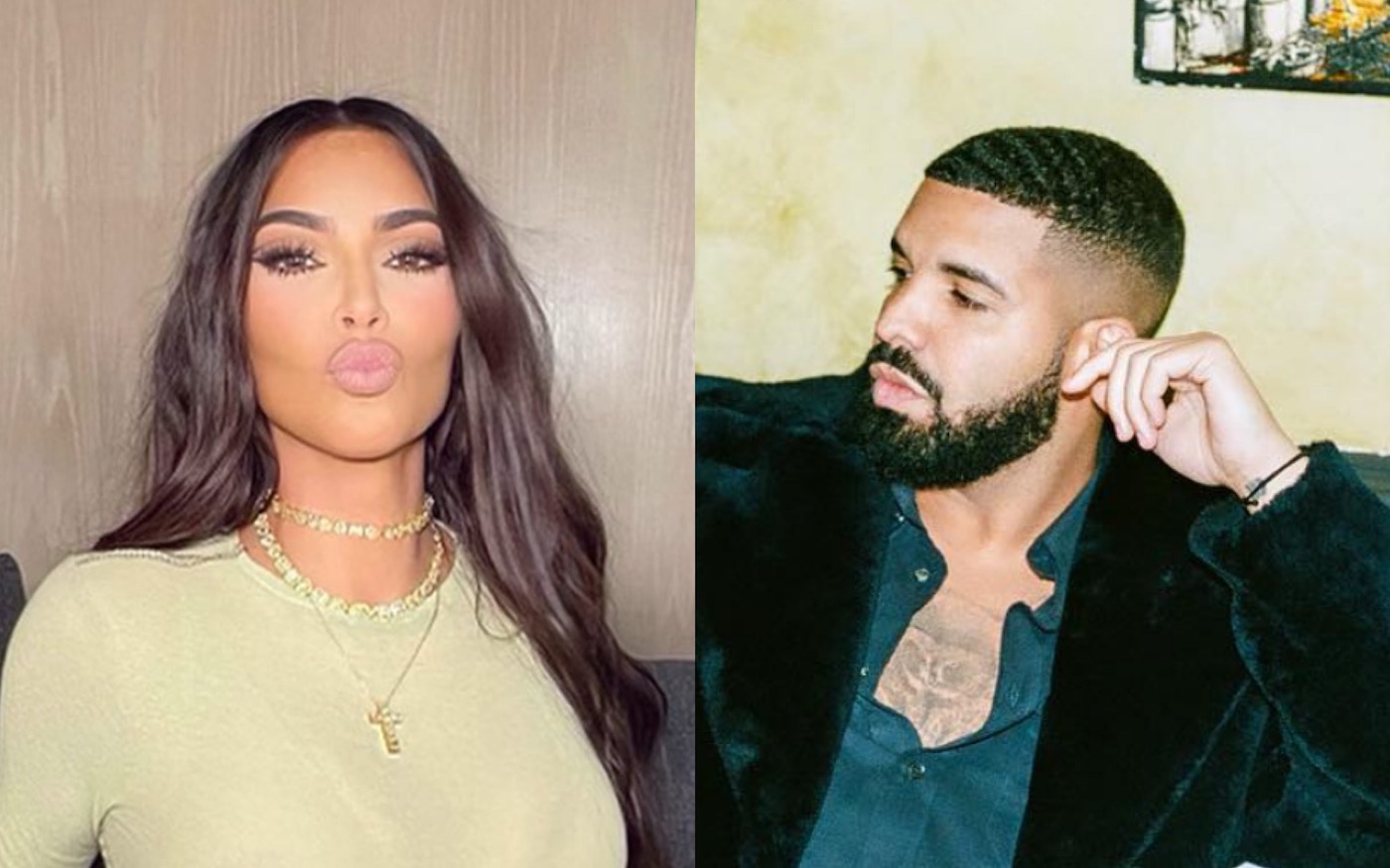 Drake Quickly Shuts Down Kim Kardashian Dating Rumors Amid Kanye West Divorce