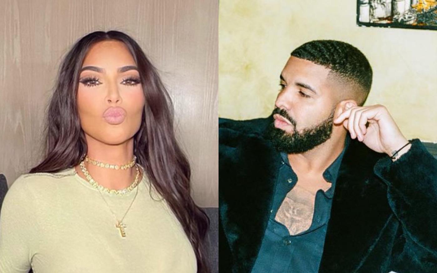 Drake Quickly Shuts Down Kim Kardashian Dating Rumors Amid Kanye West Divorce