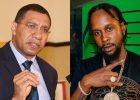 "Popcaan Told PM Andrew Holness To Invest ""Your money into dancehall music"""
