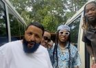 Migos & H.E.R. Spotted With DJ Khaled In Jamaica Shooting Videos For 'Khaled Khaled' Album