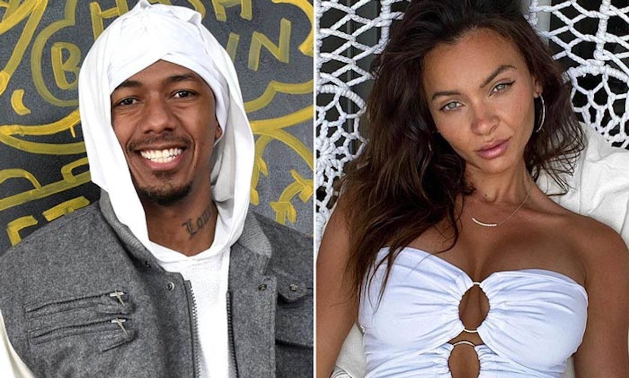 Girlfriend nick cannon Who is
