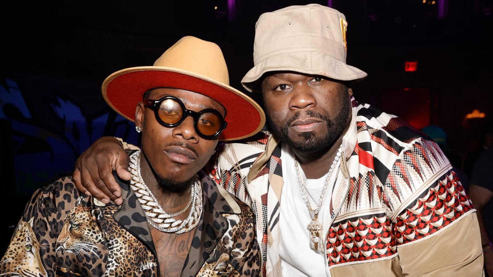 "50 Cent Calls DaBaby & Lil Wayne's ""Lonely"" Best Mental Health Rap Song - Urban Islandz"