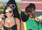 Jamaican Olympian Megan Tapper Gets Nicki Minaj Attention After Rapping 'Moment 4 Life'