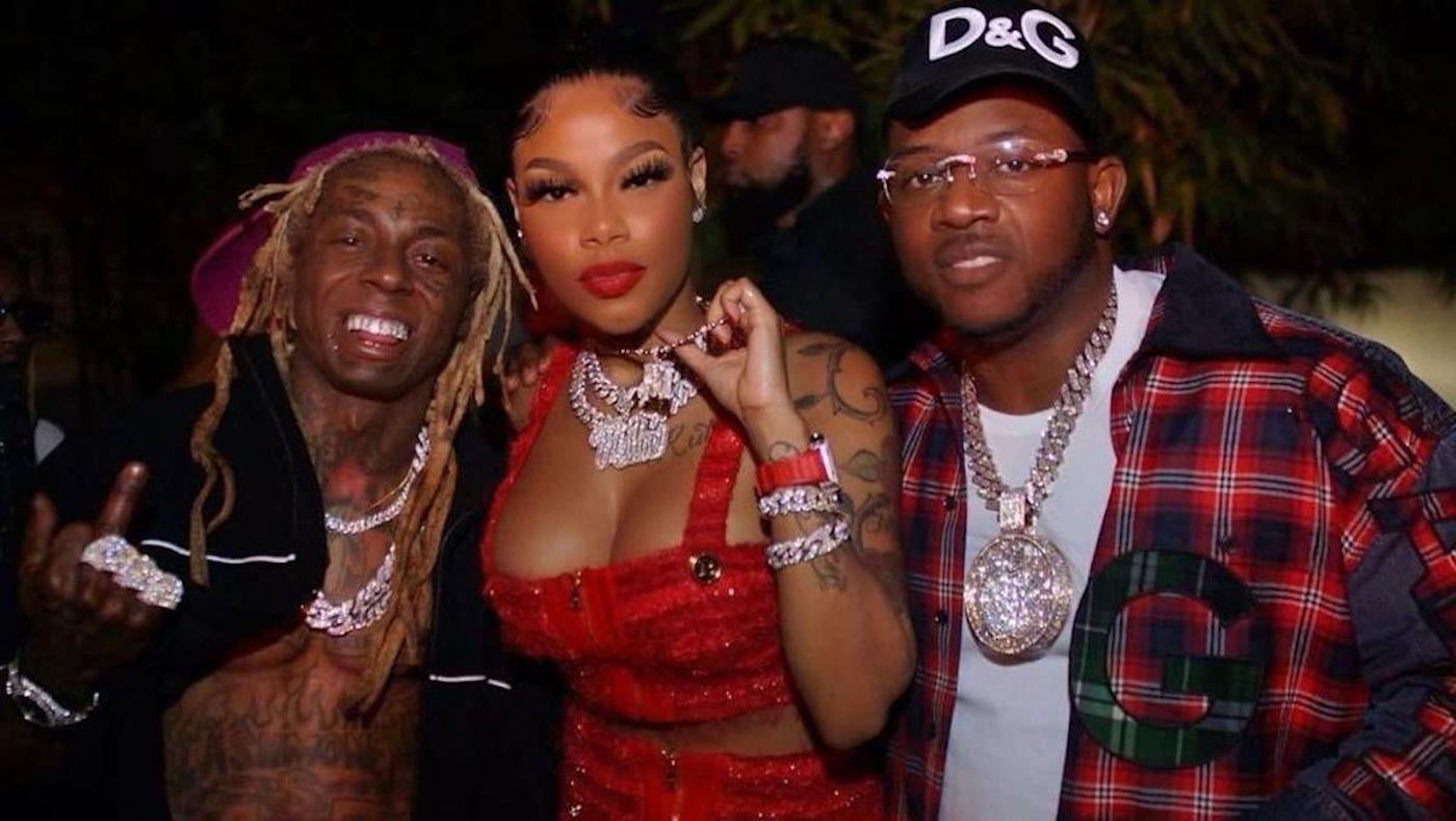 Lil Wayne Signs New Female Rapper Mellow Rackz To Young Money - Urban Islandz