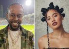 Ayesha Curry Says Popcaan Is Her Favorite Artist To Listen While Cooking, Steph Curry Reacts