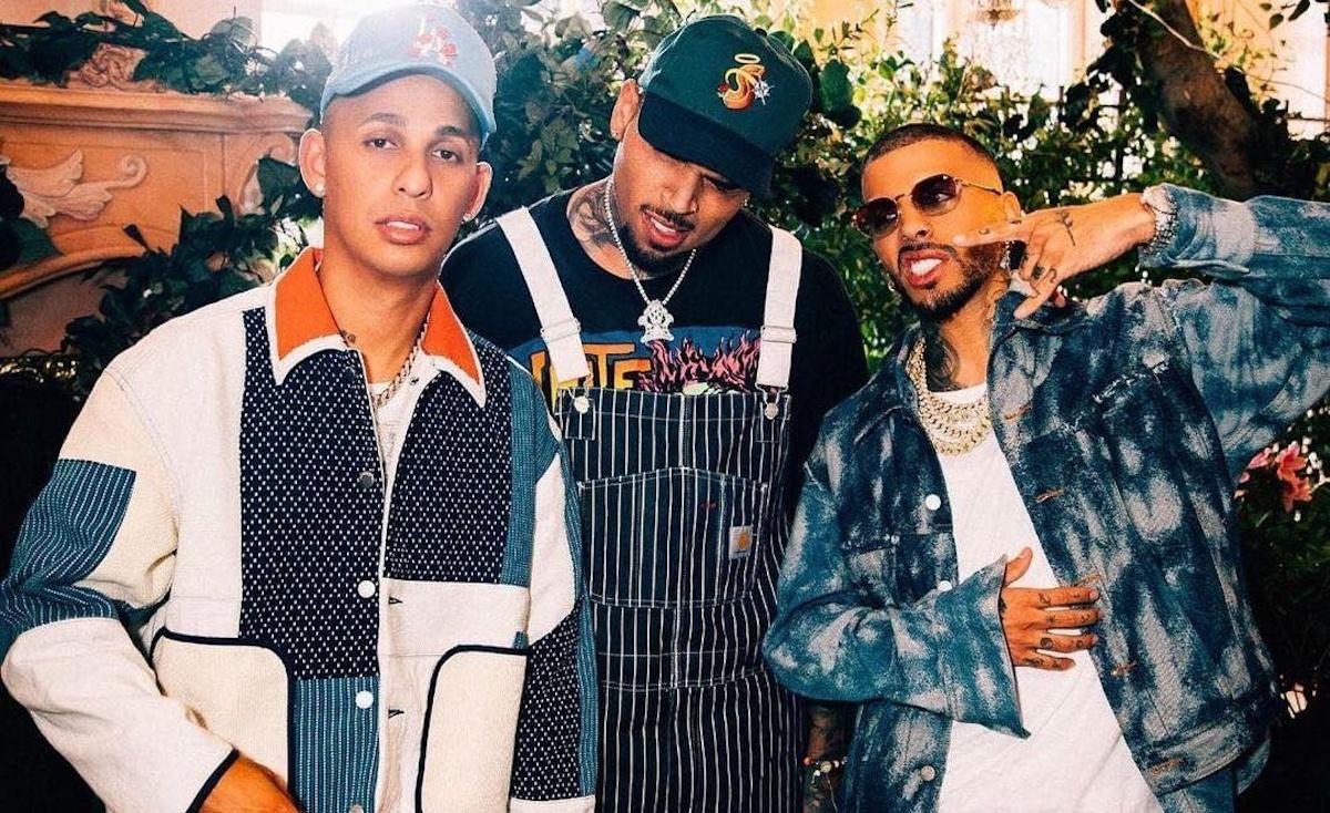 Rvssian Chris Brown Rauw