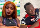 Sha'Carri Ricardson Reacts To Usain Bolt Telling Her To Talk Less & Train Harder