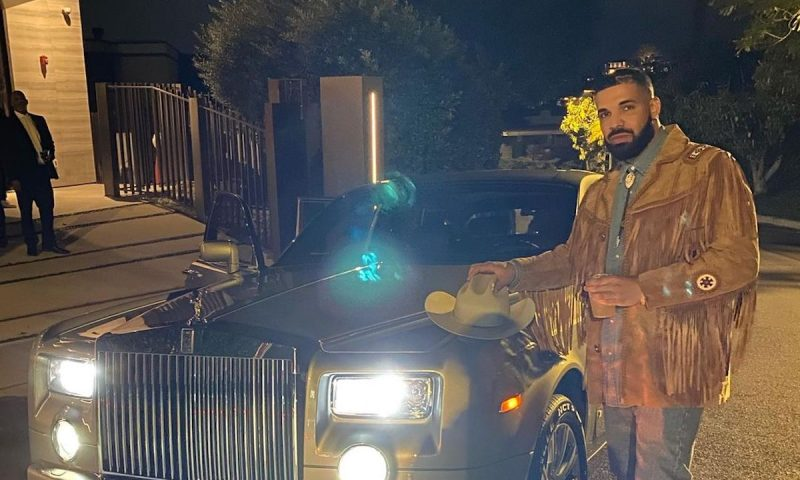 Drake Rolls-Royce