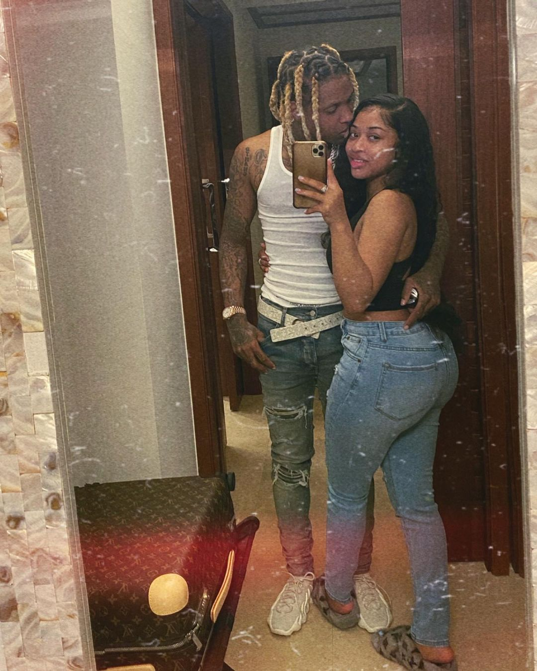 Lil Durk & India Royale